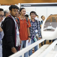 Skyway Technologies at RailwayTech Indonesia 2018