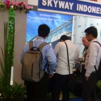 SkyWay Technologies Indonesia at Indonesia Infrastructure Week 2017